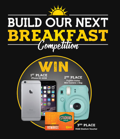 Build Our Next Breakfast Competition
