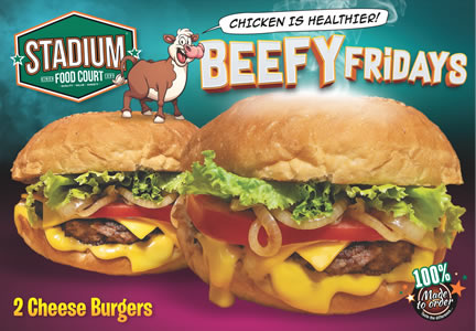 Friday Special At Stadium Fast Foods